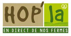 Logo Hop'là